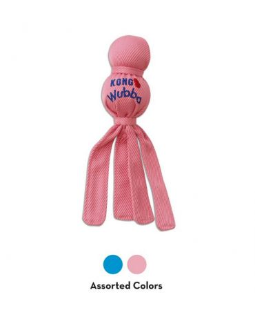 KONG Wubba Classic Dog Toy Puppy