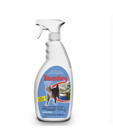 Boundary Cat Repellent Spray 22oz