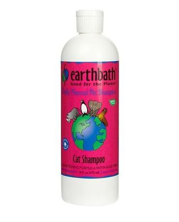 Earthbath Cat Conditioning Shampoo 16oz