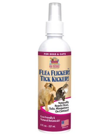 Ark Naturals Flea Flicker! Tick Kicker! Spray 8oz