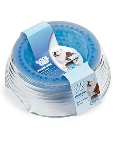 Cool Pup Cooling Dog Bowl 16oz