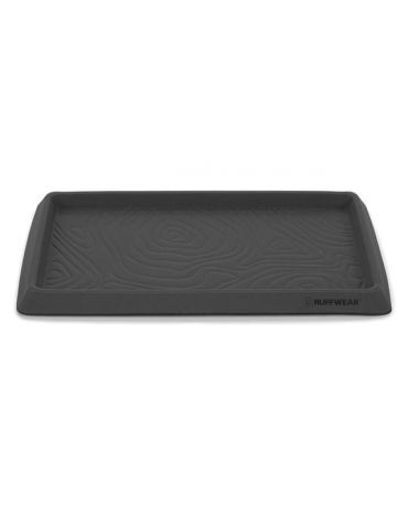 Ruffwear Basecamp Food & Water Bowl Mat, Twilight Gray