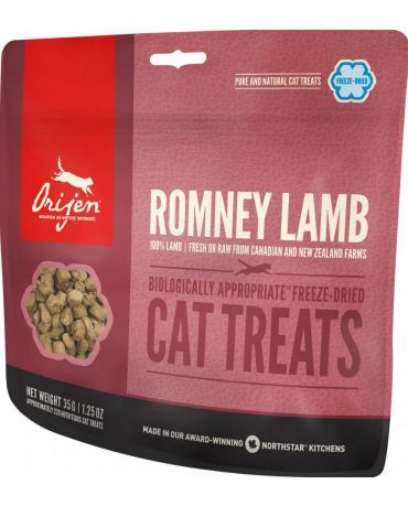ORIJEN Freeze-Dried Grass-Fed Lamb Cat Treats 1.25oz