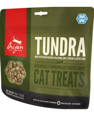 ORIJEN Freeze-Dried Tundra Cat Treats 1.25oz
