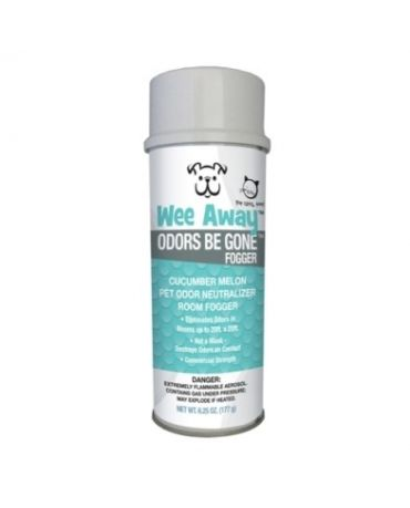 Wee Away ODORS BE GONE Fogger 5oz Can