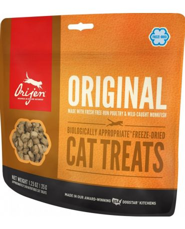 ORIJEN Freeze-Dried Original Cat Treats 1.25oz