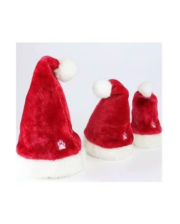 Outward Hound Holiday Pet Santa Hat Small