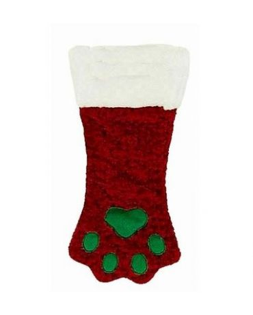 Outward Hound Holiday Paw Stocking Small