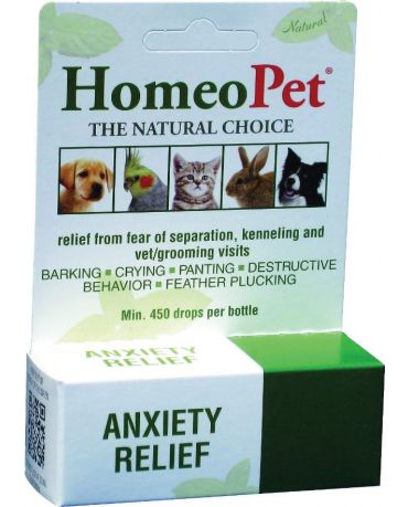 HomeoPet Anxiety Relief for Dogs & Cats 15ml