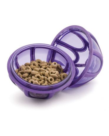 PetSafe Busy Buddy Kibble Nibble Feeder Ball Dog Toy Medium/Large