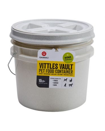Vittles Vault Pet Food Container 10lb