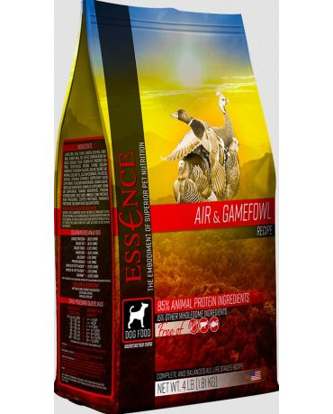 Essence Original Grain-Free Air & Gamefowl Recipe Dry Dog Food