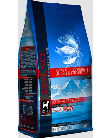 Essence Original Grain-Free Ocean & Freshwater Recipe Dry Dog Food