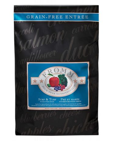 Fromm Four-Star Surf & Turf Formula Dry Dog Food