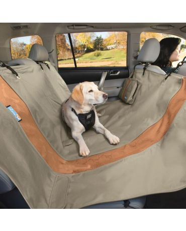 Kurgo Wander Hammock Pet Backseat Protector