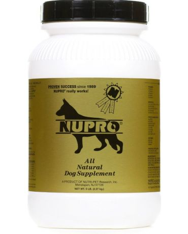 NUPRO Original All Natural Dog Supplement