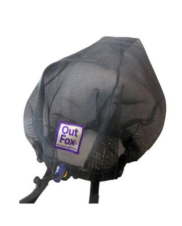 OutFox Field Guard Canine Foxtail Protection Hood