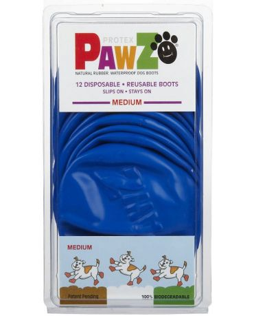 Protex Pawz Rubber Dog Boots