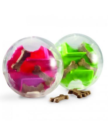 Planet Dog Orbee-Tuff Mazee Interactive Puzzle Ball Dog Toy