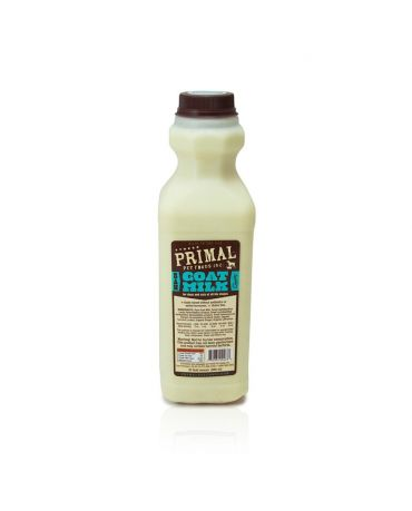 Primal Raw Frozen Goat Milk Cat & Dog Supplement
