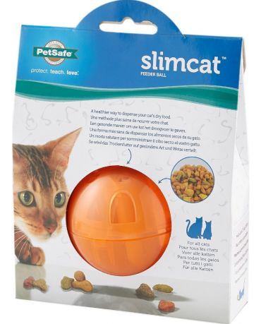 PetSafe Slimcat Cat Feeder Ball Toy