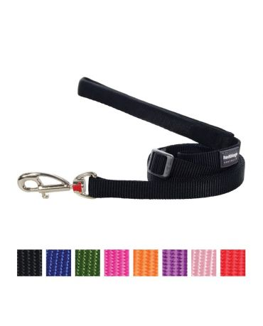Red Dingo Adjustable Classic Dog Lead