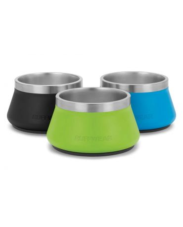 Ruffwear Basecamp Stainless Steel Food & Water Bowl