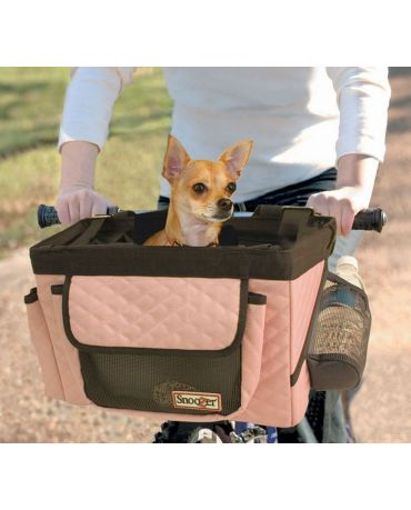 Snoozer Buddy Dog Bike Basket