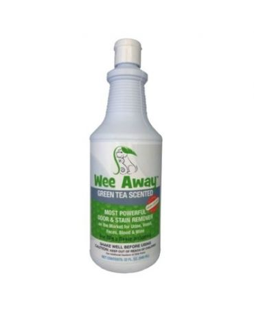 Wee Away Green Tea Pet Stain & Odor Remover